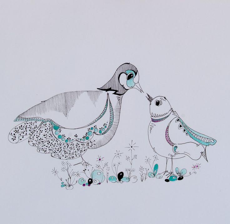 Love by Katrine Holger Hauerslev Rosten