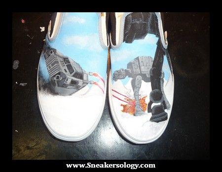 Star Wars Vans sneakers!