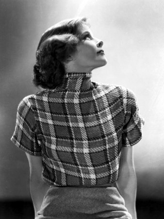 Katherine Hepburn... What in inspiring woman: the woman who made pants acceptable for classy women. The woman who bravely defied convention, and was successful they confidence and talent.