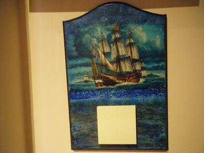 Marilena's Handmade Creations: Καδράκια - Σημειωματάρια - Ημερολόγια