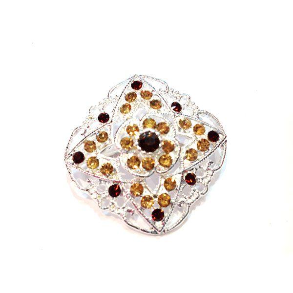 Broche de marque Laoula en vente à la bijouterie Toulouse et via le site http://www.laoula-bijoux.com