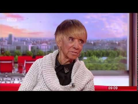 Queen of Swing Norma Miller speaks to Louise Minchin and Bill Turnbull - YouTube