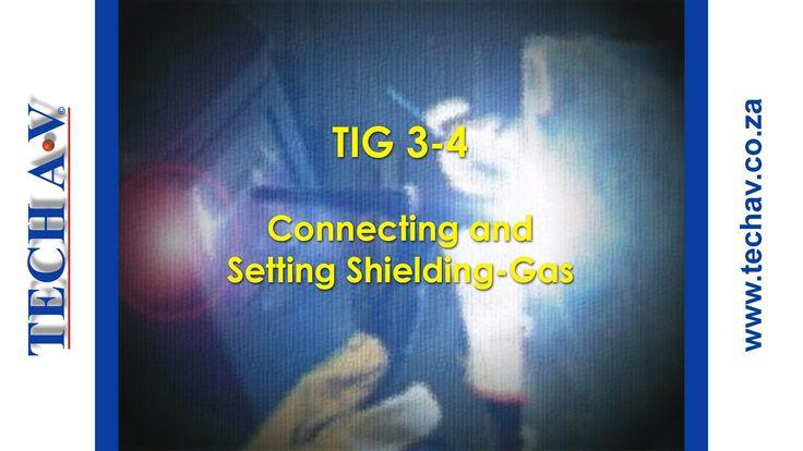 Tungsten Inert Gas Welding (TIG Welding) Part 11 of 19