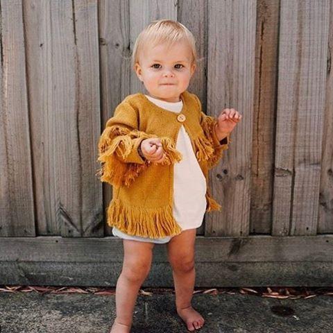 B A B Y G O T S T Y L E. Seriously though, who's babies wardrobe is better than theirs!? #PleaseTellMeImNotAlone  @lauren_hunter