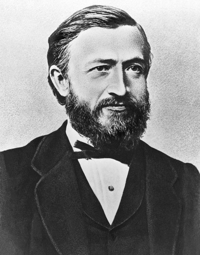 Johann Philipp Reis (1834 - 1874) was a self-taught German scientist and inventor. In 1861, he constructed the first make-and-break telephone, today called the Reis telephone.