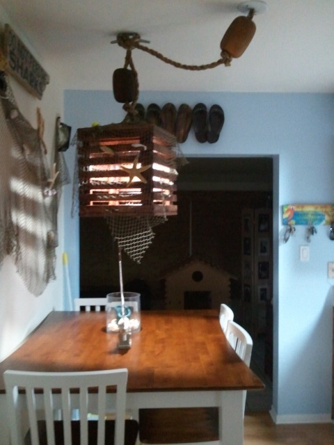 Crab Trap Light