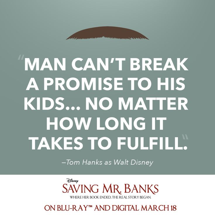 Saving Quotes: 136 Best Images About Saving Mr. Banks On Pinterest