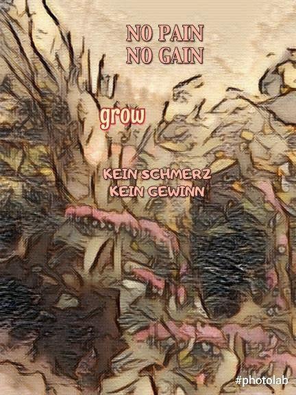 Grow / Wachse