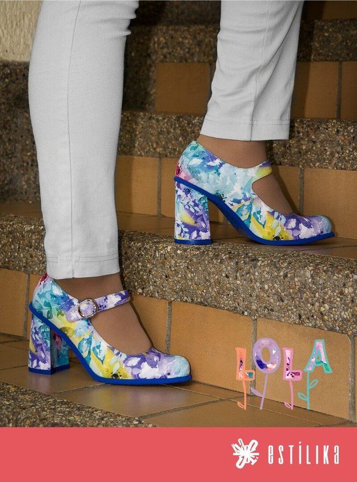 Te gustan nuestros zapatos de tacón Estilika? Lola, ahora puedes visitarnos en nuestro sitio https://www.facebook.com/estilika/   Estílika #mujer #tendencia #moda #zapatos #diseñoindependiente #talentocolombiano