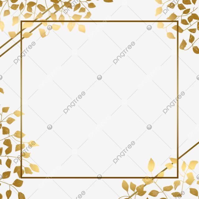 حدود الإطار الذهبي مع شكل زهرة الأوكالبتوس ديكور زخرفة الإطار Png وملف Psd للتحميل مجانا Flower Shape Frame Movie Quotes Funny