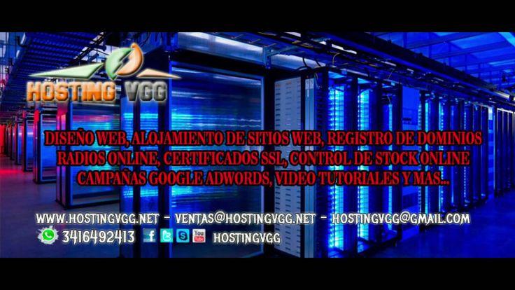 Institucional Hosting VGG