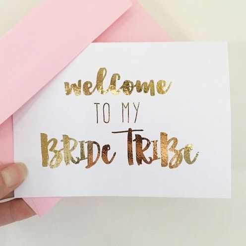 Time to tag your tribe! Get inspired with beautiful bang on trend #bridesmaid fashion and inspiration at #dessygroup #bridetribe #bridesmaids #dessybridesmaids #teambride  #maidofhonor #weddingcrew card found @etsy  #Regram via @dessygroup