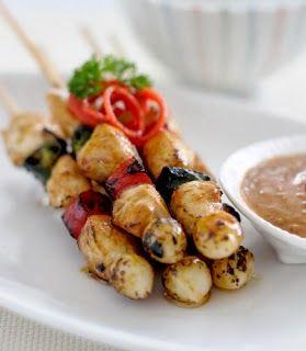 Resep Aneka Ayam: 5 Aneka Resep Sate Ayam Faforit