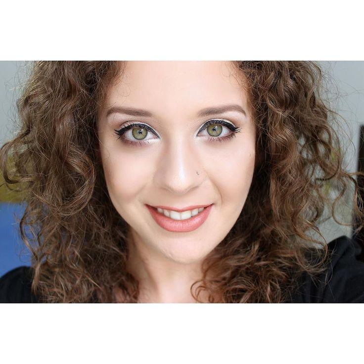 #μακιγιάζ ιδανικό για #πρασινα μάτια! Για ραντεβού στο σπίτι σας στο τηλέφωνο  21 5505 0707!  #γυναικα #myhomebeaute  #ομορφιά #καλλυντικά #καλλυντικα #μακιγιαζ #φθινοπωρο #βλεφαριδες #ματια #μολύβι #eyeliner #μακιγιάζ