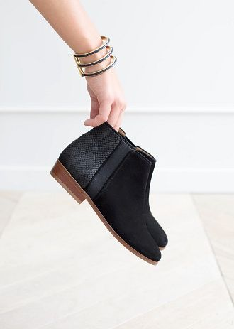 Low Chelsea // Collection automne hiver chaussures - www.sezane.com  #sezane #low #chelsea