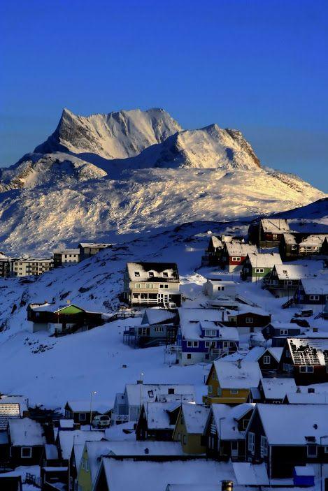Nuuk, #Groenlandia.