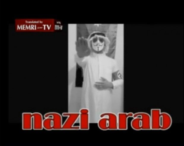 NOW NOW NOW:     Highly Disturbing Arabic Video Warns Jews of Annihilation, 'Worse Torment' Than the Holocaust