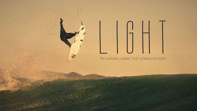 """LIGHT - The Natural Agent That Stimulates Sight"" by Matt Kleiner"