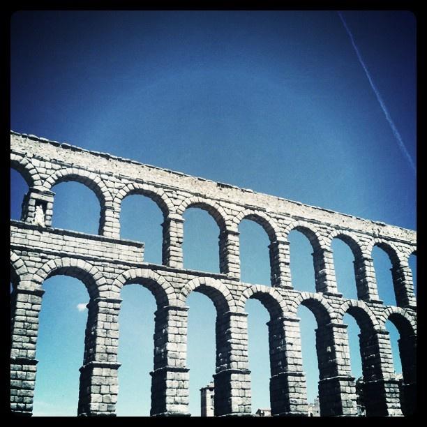 #Segovia #acueducto