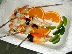 Stone Crab Claws Recipe...we're having these tonight