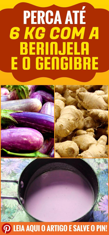 Title Com Imagens Receitas Receita Para Emagrecer Berinjela