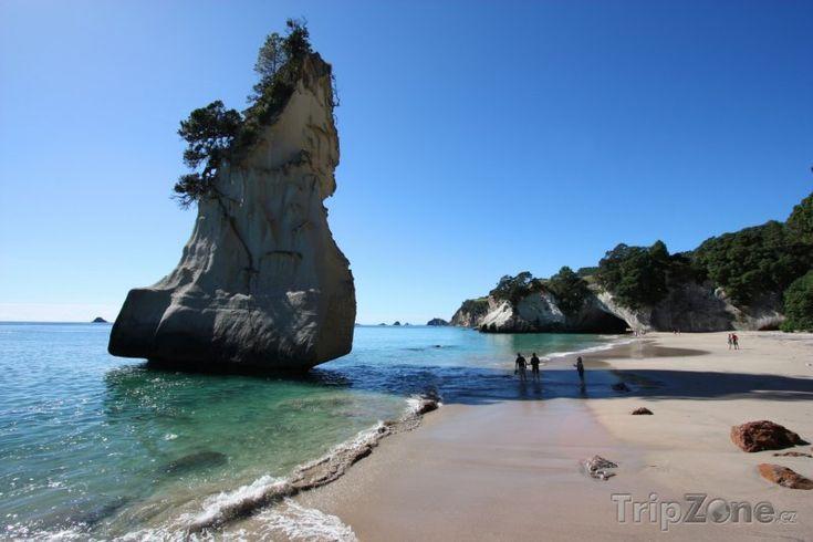 Te Whanganui-A-Hei u polostrova Coromandel, Nový Zéland