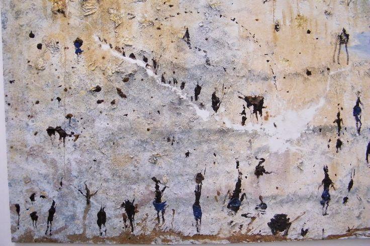 """Miquel Barceló: """"Pintura"""". Siglo XX-XXI."""
