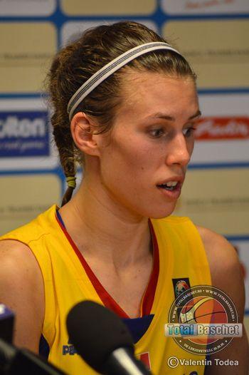 """Gabriela Mărginean: """"Mă bucur că am câștigat, dar trebuie să învățăm din greșelile făcute în a doua jumătate"""""""