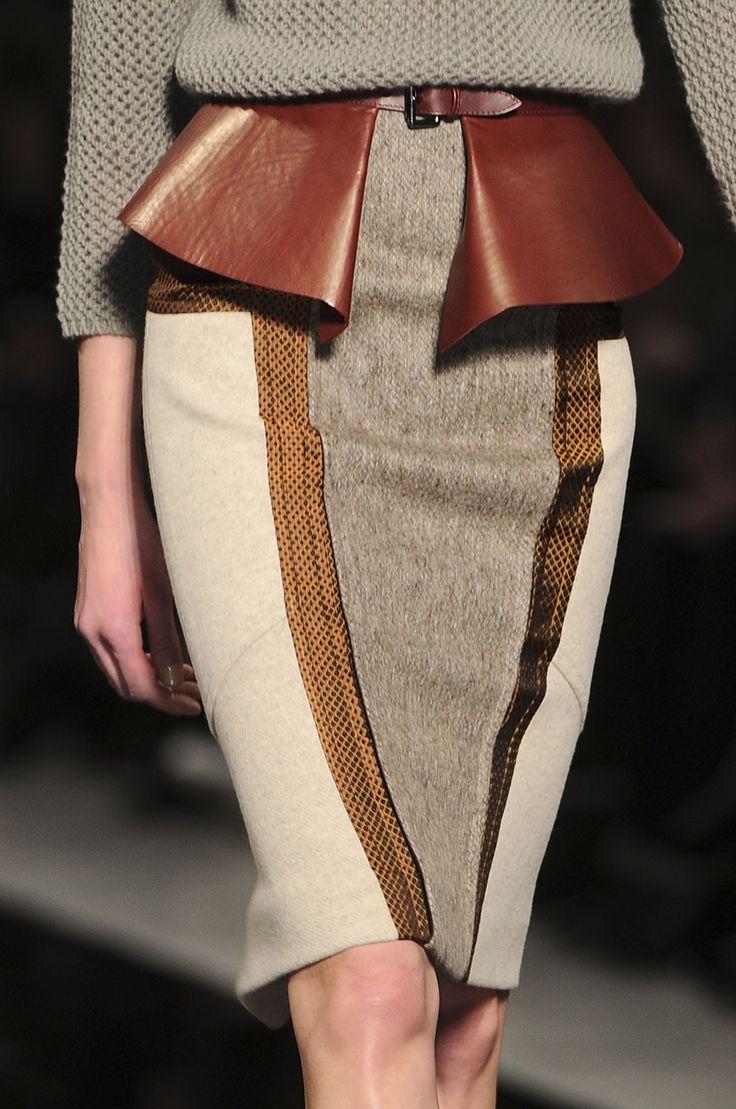 Etro at Milan Fashion Week Fall 2012