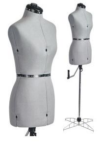 New Adjustable Mannequin Dressform Dress Form Sewing SM   eBay $129.89