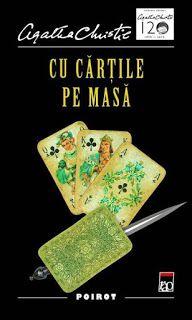 """Cosmetics & Life: Cartea săptămânii #1: """"Cu cărțile pe masă"""" de Agat..."""