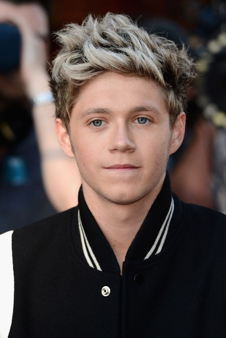 Niall Horan At The #OneDirection #ThisIsUs Premiere in London!
