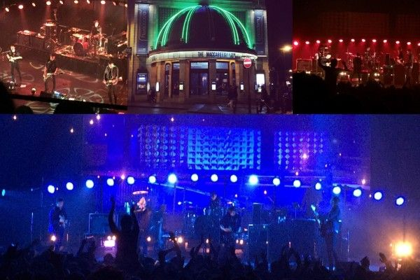 The Maccabees thrilled a wild and energetic Brixton crowd last night on their 'Marks To Prove It' tour; could they be Britain's best band?