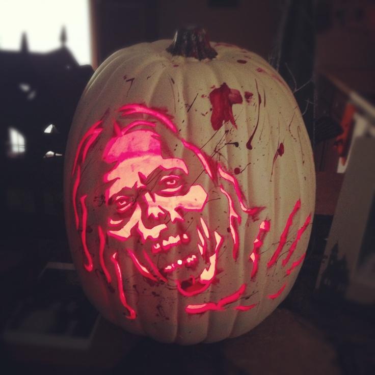Best pumpkin carvings sculptures images on pinterest