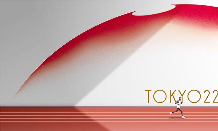 2020東京五輪エンブレム 第1回設計競技案 | HARA DESIGN INSTITUTE