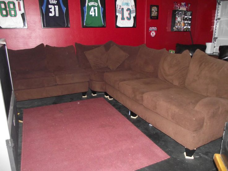 Mini Man Cave Garage : Hoop hangout garage man cave game room sports