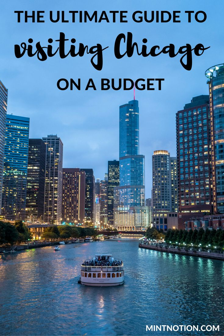 There are plenty of simple ways to save money while visiting Chicago. Click through for a quick guide on how to visit Chicago on a budget. Perfect for students, families and couples.