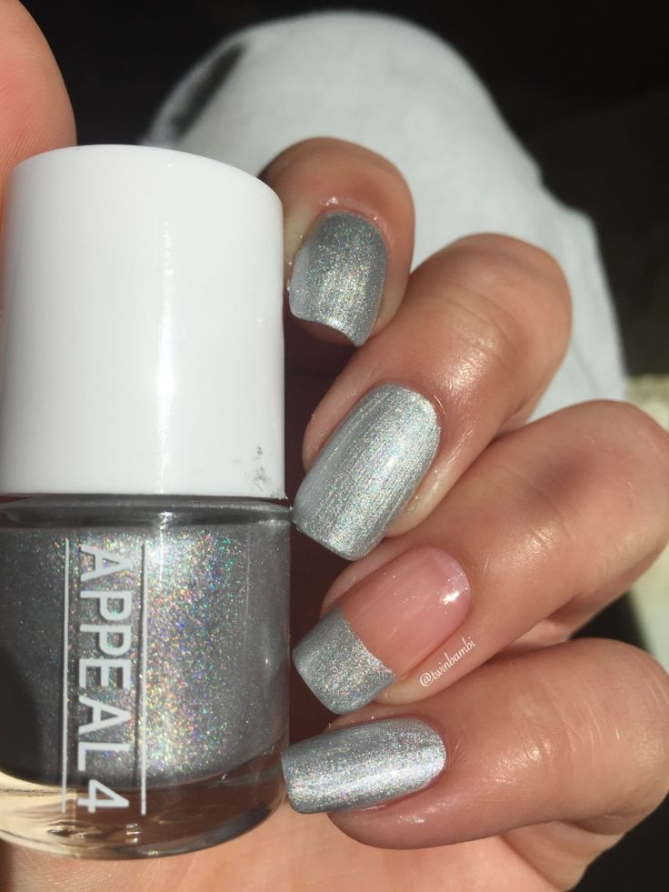 @appeal4 Fairy Frost Shattered holo.  Bought from @luxbeauty0253