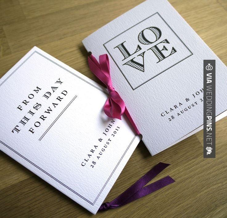 love quotes for invitations%0A Fantastic  Wedding Quotes for Invitations Modern  u    Quotes u     Wedding Program   Pocketsized