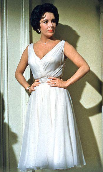 113 best elizabeth taylor 39 s dresses images on pinterest for Elizabeth taylor s wedding dresses