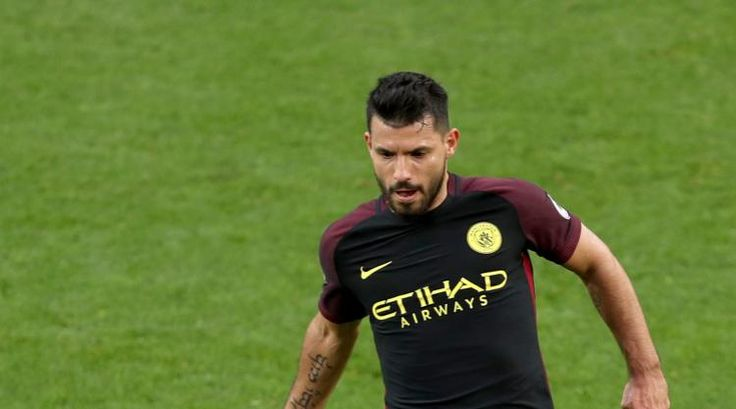 Sergio Aguero 'very happy' at Manchester City under Pep Guardiola