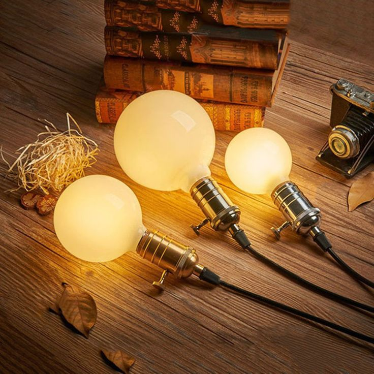 Find More LED Bulbs & Tubes Information about 2016 Milk White LED Bulbs Light G80 G95 G125 E27 Retro For Filament Light Vintage Globe Lamp Glass  Antique Led Bulb For Home ,High Quality led bulb light,China bulb light Suppliers, Cheap g125 e27 from Zhongshan East Shine Lighting on Aliexpress.com