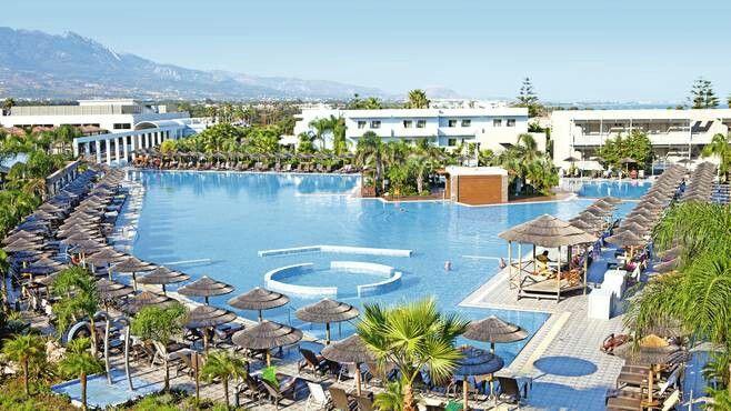 Blue Lagoon Resort in Kos