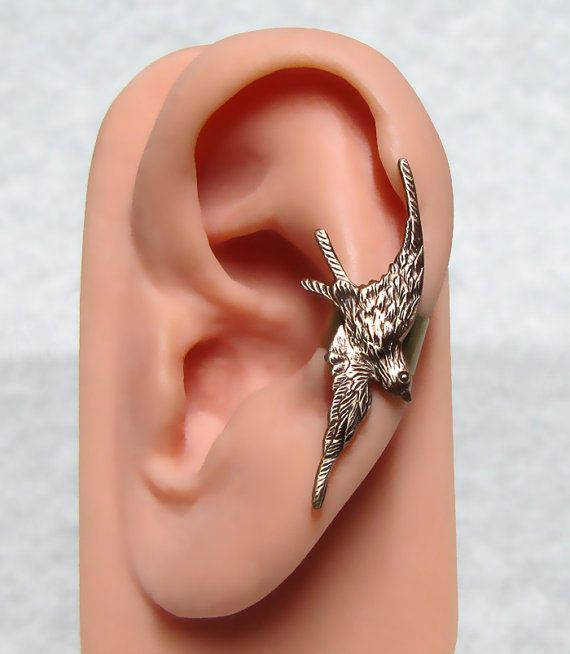 Hey, I found this really awesome Etsy listing at https://www.etsy.com/listing/110954979/sparrow-ear-cuff