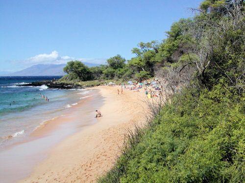 Big Beach Oneloamakena Beach At Makena State Park