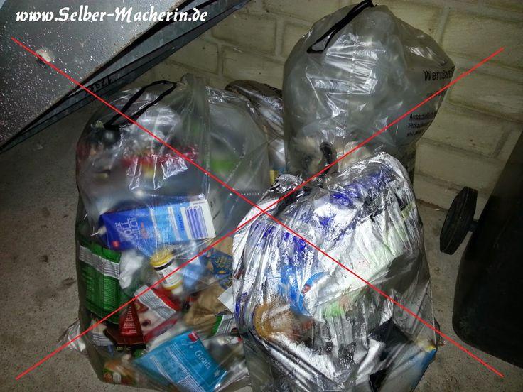 Selber-Macherin: 10 einfache Tipps um Müll zu vermeiden und Geld zu sparen
