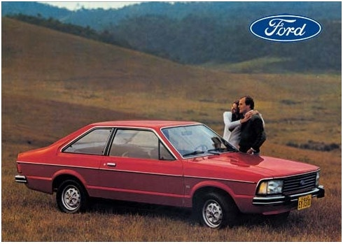 1979 Ford Corcel II L - Brazil