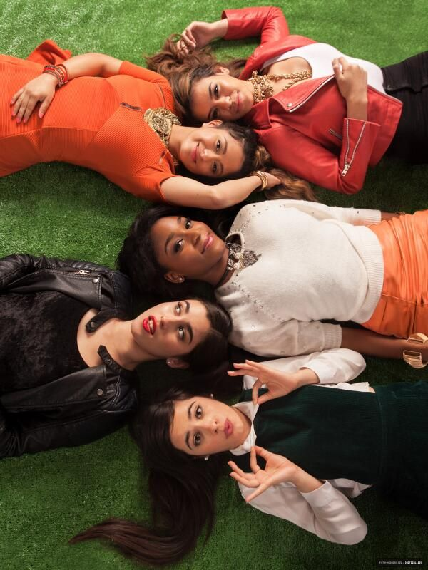 Fifth Harmony: awsome girls with incredible voices and wonderful hearts