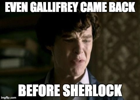6 'Doctor Who' memes that make waiting for 'Sherlock' Season 3 even worse - Zap2it