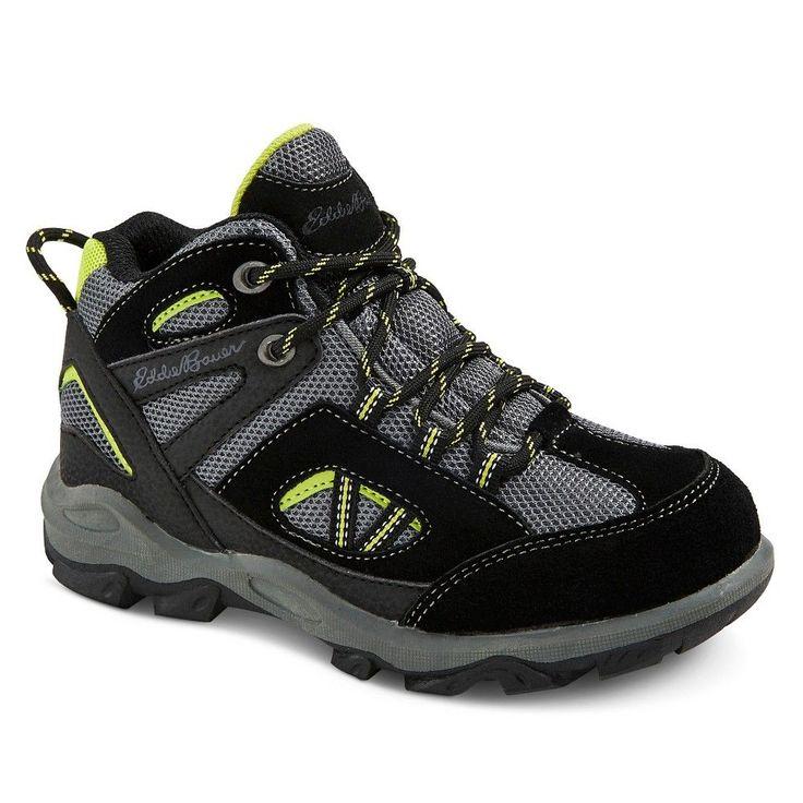 Eddie Bauer Boys' Utility Hiking Boots -